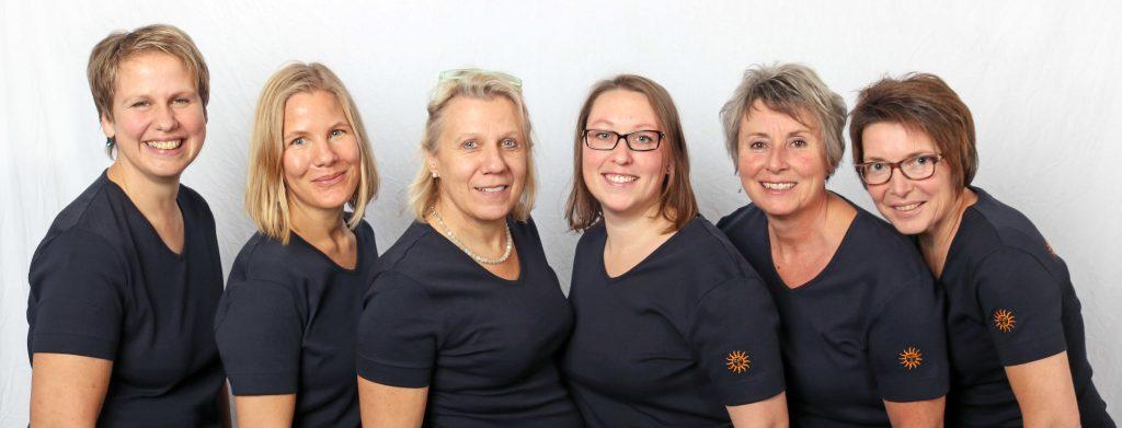 Team Ergotherapie Bächt