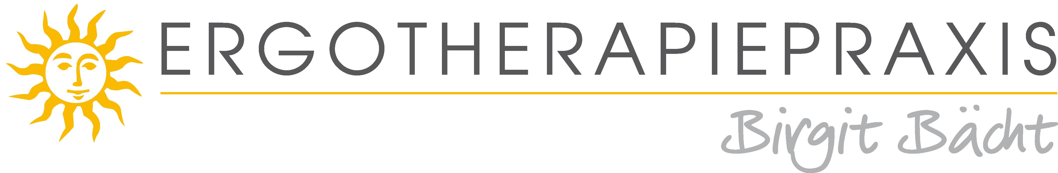 Logo Ergotherapie Bächt